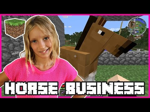 Horse Business / Minecraft