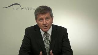UN-Water Chair Mr Guy Ryder from High-level Symposium on SDG 6 and Targets