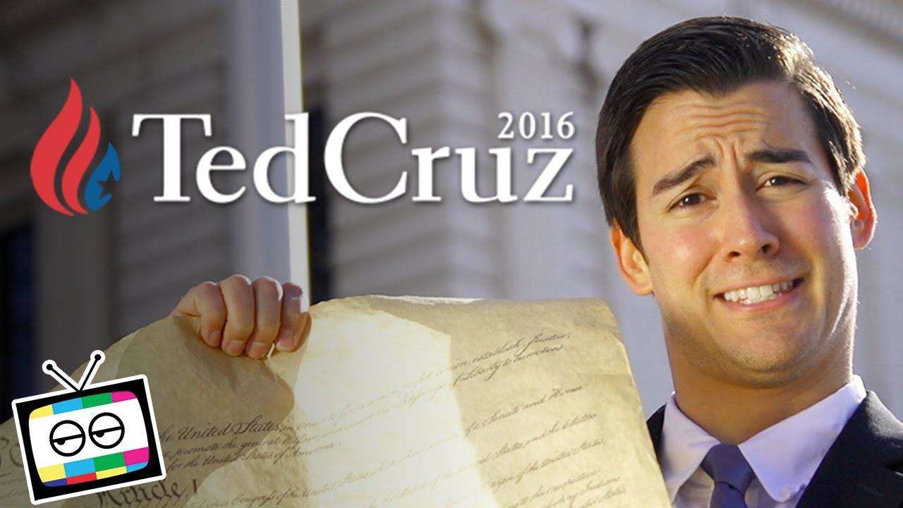 Ted Cruz New Presidential Ad 2016 - YouTube