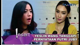 Download Video Panas! Yeslin Wang Bicara Soal Anak Putri Juby Dari Delon? MP3 3GP MP4