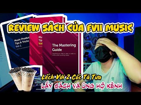 Review Sách Tip & trick cho người làm nhạc Fviimusic ebook