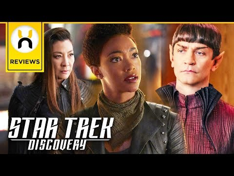 Star Trek: Discovery Season 1 Episode 15 Finale REVIEW & Recap
