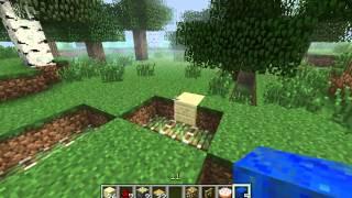 Minecraft: Ловушка для гриферов и животных. Тутор #2