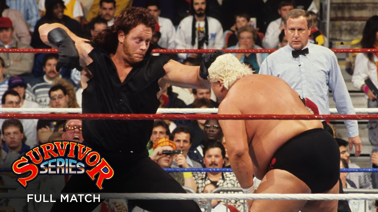 Download FULL MATCH - The Million Dollar Team vs. The Dream Team: WWE Survivor Series 1990