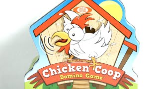 Chicken Coop Domino Game from Ideal