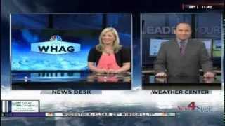 WHAG Sochi Olympics Forecast - WHAG News at 11:00 PM - 11 February 2014