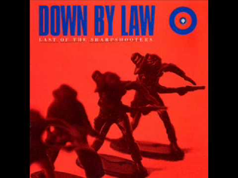 No Equalizer - Down By Law