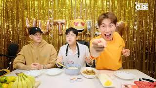 민혁이가 돌아왔다 다같이 만세!!! HIGHLIGHT 03 - 3 멤버 3지역 방송