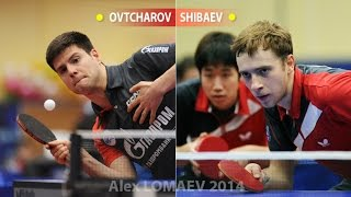 Dimitrij OVTCHAROV - Alexander SHIBAEV. Russian Men
