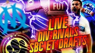 LIVE FIFA 20 -DIV RIVALS+-+ MATCH+ sbc