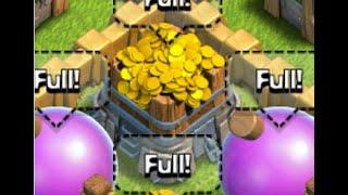 2 AwesomeClash of Clans Town Hall 5 th5 farming bases (Pinwheel/TrapCity)Anti Air/Anti Giant