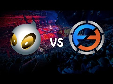 Team Dignitas vs Team Fusion G3 - League Of Legends Best of 5 Series NA LCS Summer Promotion
