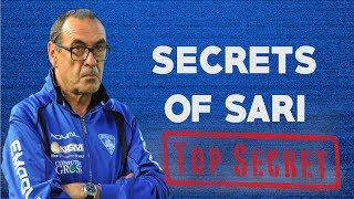 The secrets of Sarri: How Chelsea boss has made perfect start to the season