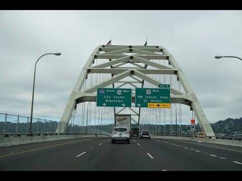 2K16 (EP 19) Interstate 405 in Portland, Oregon & I-84 East