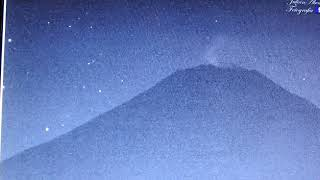 OMG! EXCLUSIVE POPOCATEPETL MEXICAN VOLCANO: ATTACK FROM SPACE