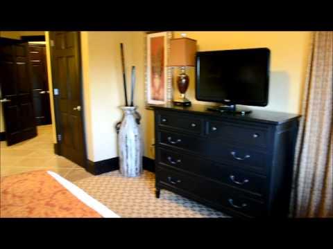 Wyndham 39 S Bonnet Creek 4 Bedroom Presidential Unit November 2011 Youtube