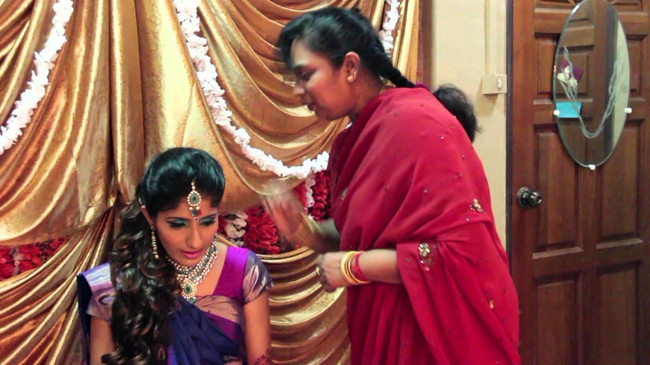 Neeshas Wedding Bangle Ceremony