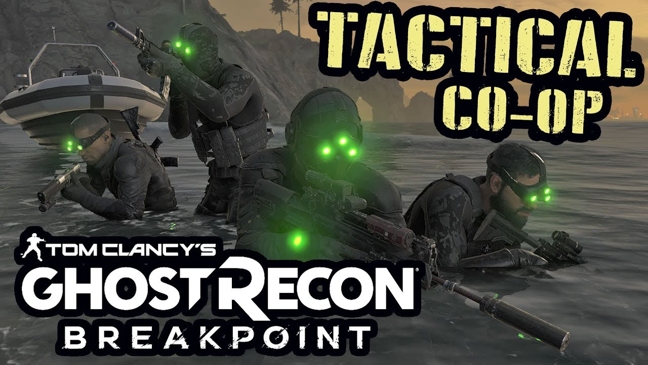 [F.I.S.T] GHOST RECON BREAKPOINT | TACTICAL CO-OP GAMEPLAY (Ghost Experience) thumbnail