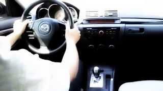 Mazda 3 2008 Тест драйв