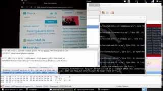 Уязвимость беспроводных сетей (кража пароля через WiFi)