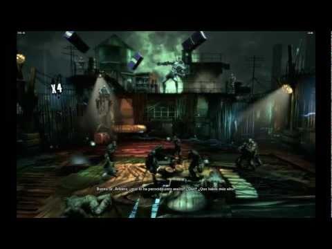 Batman Arkham Asylum - Joker Final Battle |