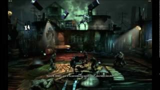 Batman Arkham Asylum - Joker Final Battle