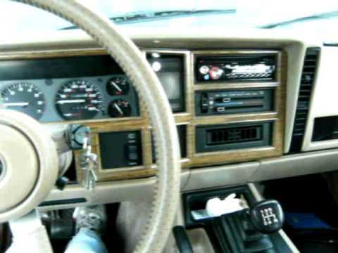 jeep cherokee diesel conversion 4x4 youtube. Black Bedroom Furniture Sets. Home Design Ideas