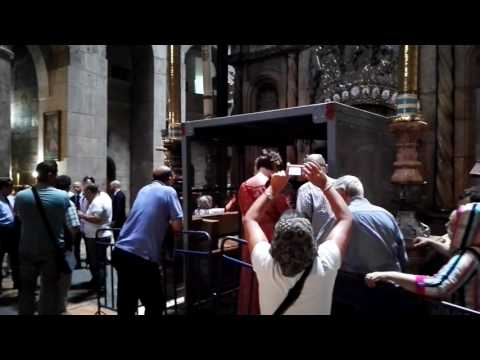 Restoration Begins on Tomb of Jesus in Jerusalem's Church of Holy Sepulchre
