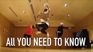 "Gambar cover JAZZ 上級クラス "" All You Need To Know (feat. Calle Lehmann) "" Gryffin & SLANDER / Choreography by Takuya"