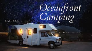 Oceanfront Camping on Cape Cod