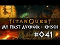 Der Pfad zum Palast [041] Let's Play Titan Quest ☠ Deutsch