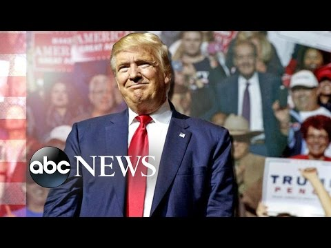 Donald Trump Becomes President-Elect of the US