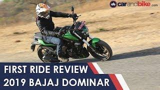 2019 Bajaj Dominar First Ride Review   NDTV carandbike