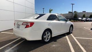 2014 Toyota Camry Oxnard, Ventura, Camarillo, Thousand Oaks, Santa Barbara, CA AXP2270A