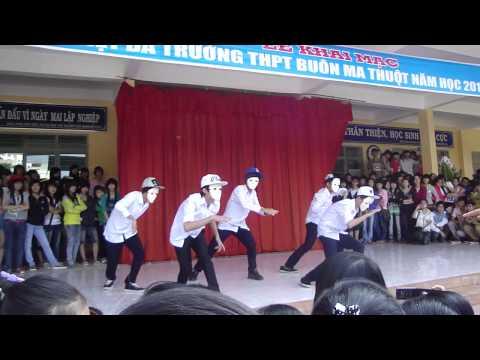 Duyệt Văn Nghệ THPT BMT_Part 2