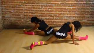 Repeat youtube video Team Boobie- Twerk for Tampa