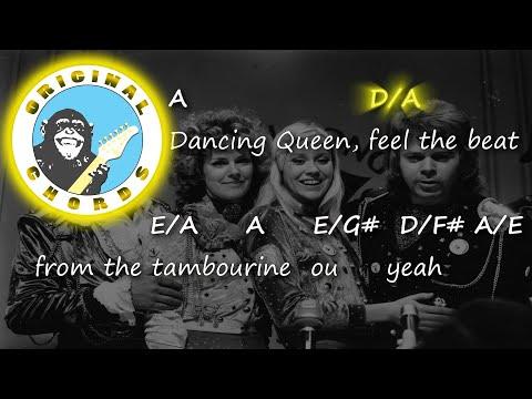 Abba - Dancing Queen - Chords & Lyrics