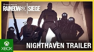 Rainbow Six Siege: Operation Shifting Tides – Nighthaven Trailer | Ubisoft [NA]
