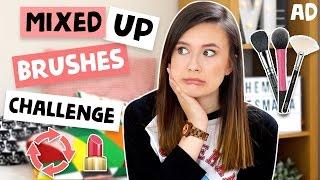 Mixed Up BRUSHES Challenge! ♡