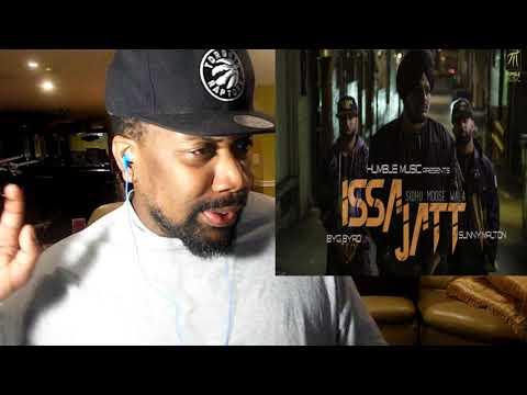 PUNJABIISSA JATT FULL AUDIO  Sidhu Moose Wala  Sunny Malton  G RD  Humble Music REACTION