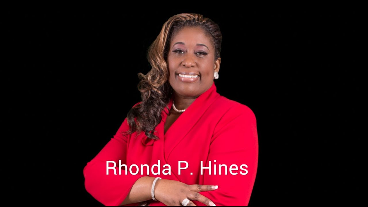 Rhonda P  Hines Interview