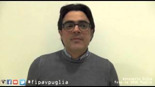 04-03-2016: #fipavpuglia - Antonello Zizza, resp.le Scuola Regionale Ufficiali di Gara