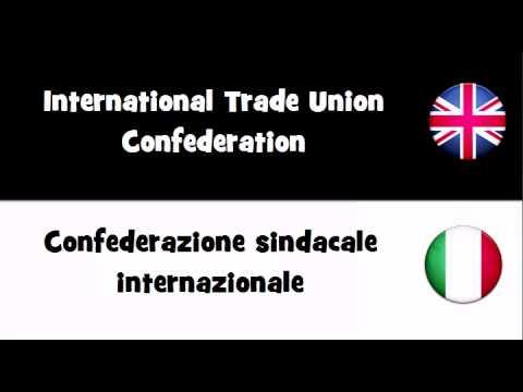 TRANSLATE IN 20 LANGUAGES = International Trade Union Confederation