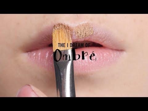 HOW TO: THE I DREAM OF OMBRE I M·A·C LIPS LIPS LIPS
