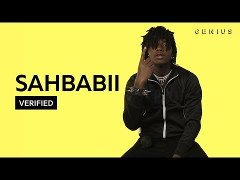 SahBabii  Purple Ape  Official Lyrics & Meaning | Verified