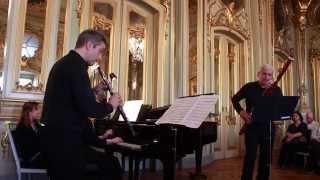 Dimitry Shostakovitch Trio Nº 1 Cremeloque Trio Oboe, Fagote e piano