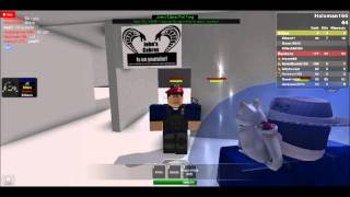 ROBLOX- United Recon Battalion: John Cobra's Raid (Fort Fang)