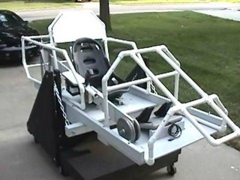 Motion Flight Simulator Video Series At The Link Below