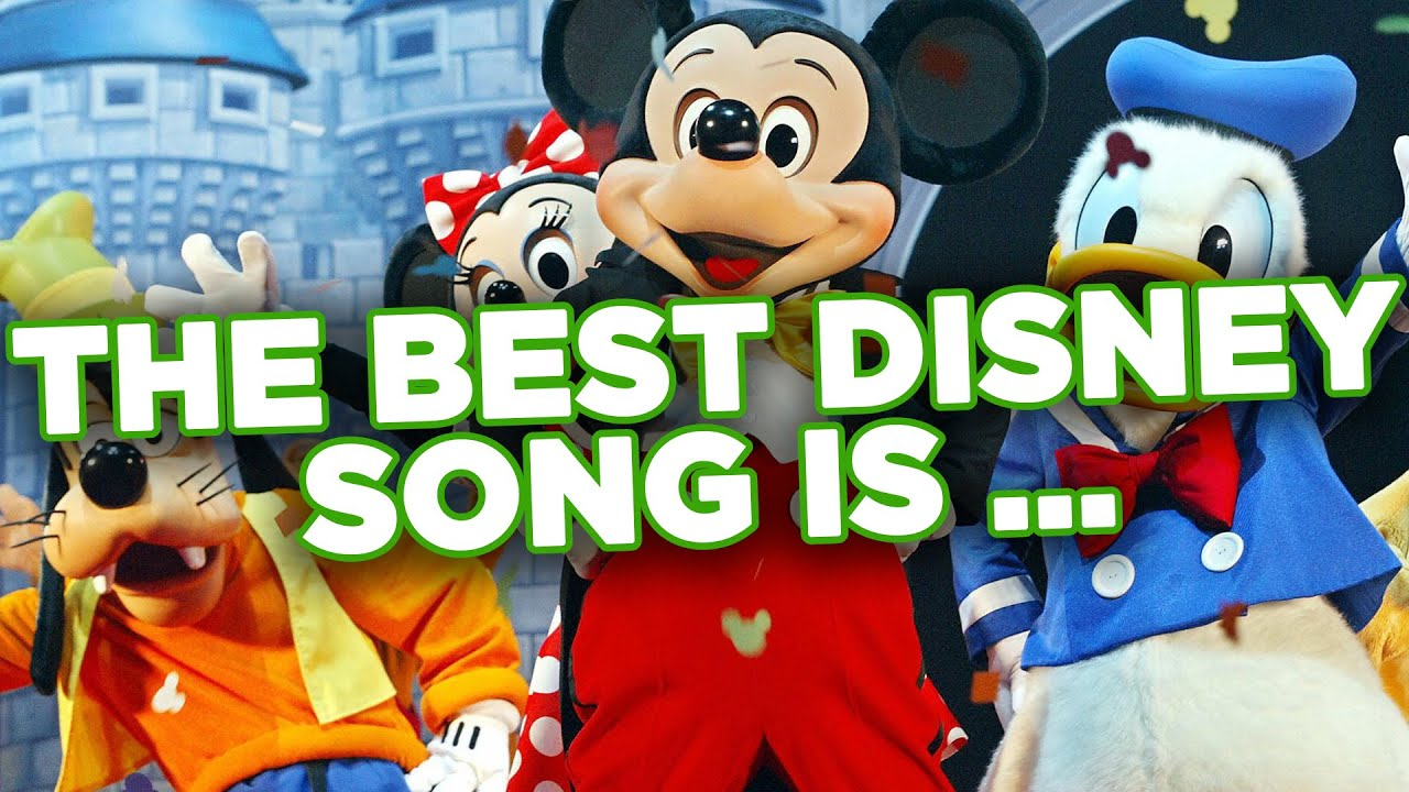 The 40 Best Disney Songs, Ranked - The Ringer