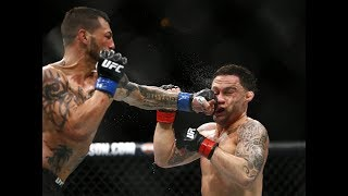 UFC Fight Night 128  - Frankie Edgar vs Cub Swanson   Fight Recap-Review